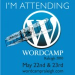 WordCamp Raleigh 2010