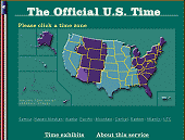 the official U.S. time