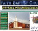 click here to see an annotated snip of the Faith Baptist Church, Dayton Ohio website.