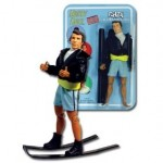 Fonzie 'jumps the shark' action figure.